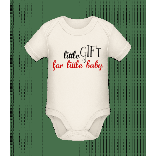 Little Gift For Little Baby - Baby Bio Strampler
