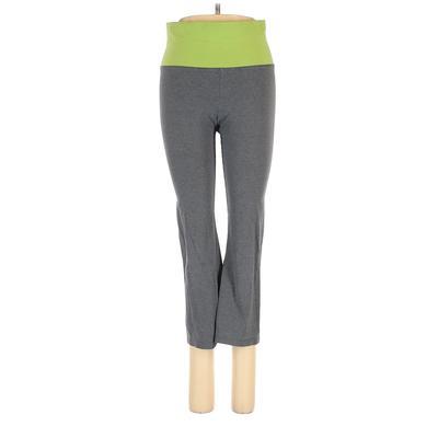 Yoga Pants - Mid/Reg Rise: Gray ...