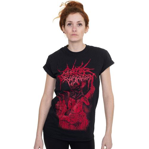 Cattle Decapitation - Red Decapitation Of Cattle - - T-Shirts