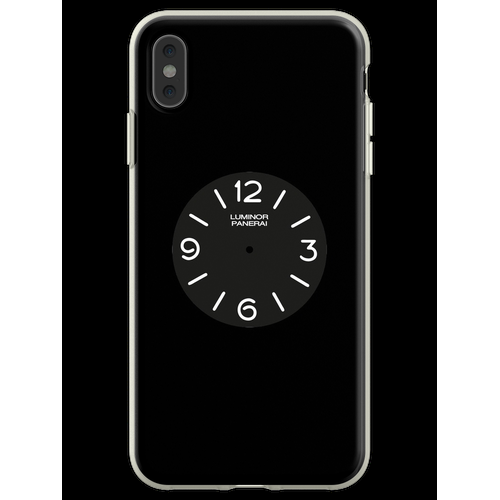PAM Luminor Dial Flexible Hülle für iPhone XS Max