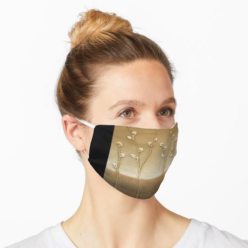 Weidenkätzchen I Art Maske