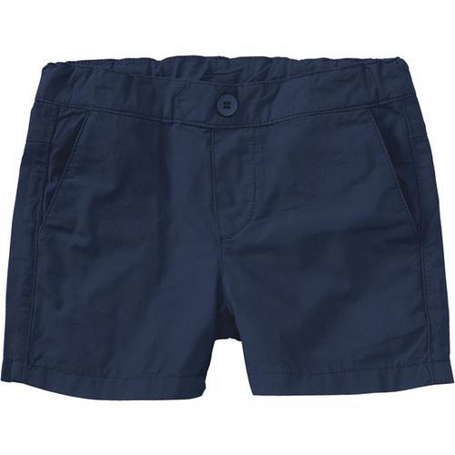 Popeline-Shorts, blau, Gr. 92