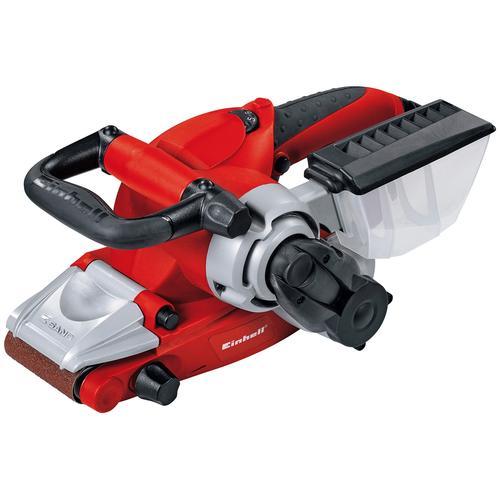 Einhell Bandschleifer TE-BS 8540 E rot Schleifer Werkzeug Maschinen