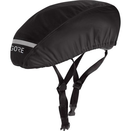 GORE® WEAR C3 GTX Helmüberzug Fahrradhelmüberzug in black, Größe 60-64