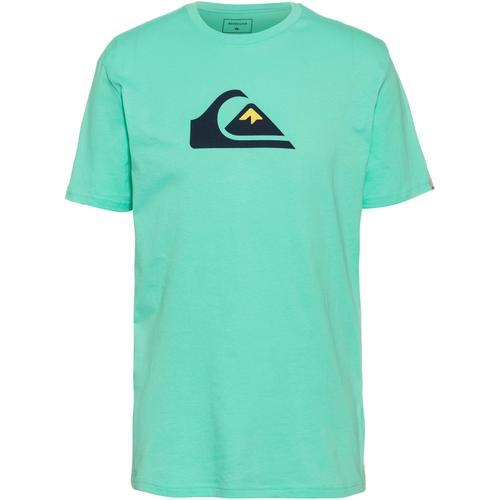 Quiksilver T-Shirt Herren in cabbage, Größe S