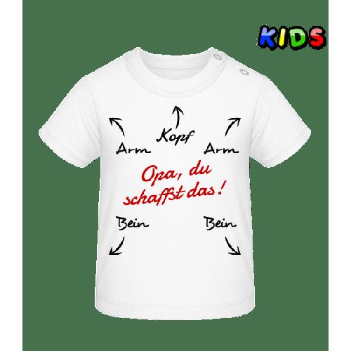 Opa Du Schaffst Das - Baby T-Shirt