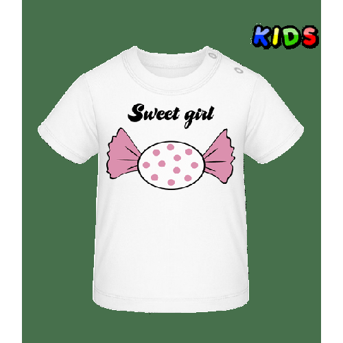 Sweet Girl - Bonbon - Baby T-Shirt