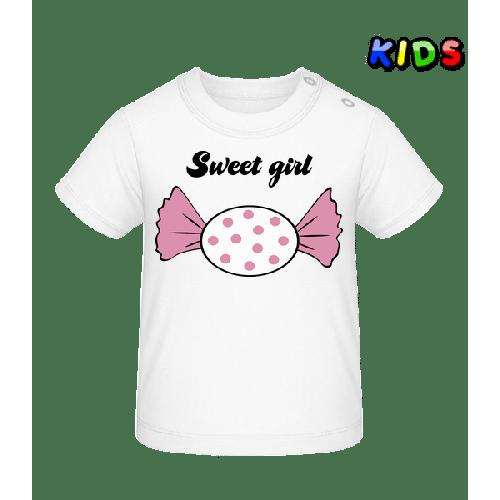 Sweet Girl - Bonbon - Baby T-Shirt