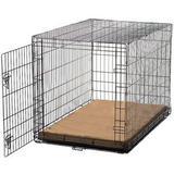 Gorilla Dog Beds Dura-Vel Orthopedic Dog Crate Pad, Coyote, X-Small