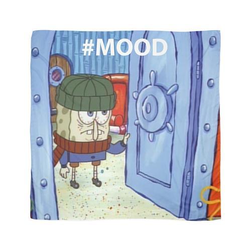 SpongeBob Sick Tuch