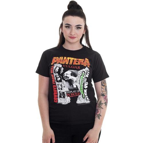 Pantera - 3 Albums - - T-Shirts