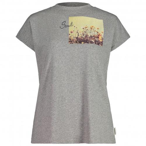 Maloja - Women's GleditscheM. - T-Shirt Gr XL grau