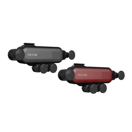 Auto-Handyhalterung: Rot / 1