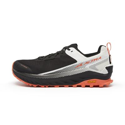 Altra | Olympus 4 Trail Running Shoes | Black/White | Women's | Size: 8.5
