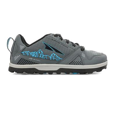 Altra | Youth Lone Peak Running Shoes | Grey | Size: 1