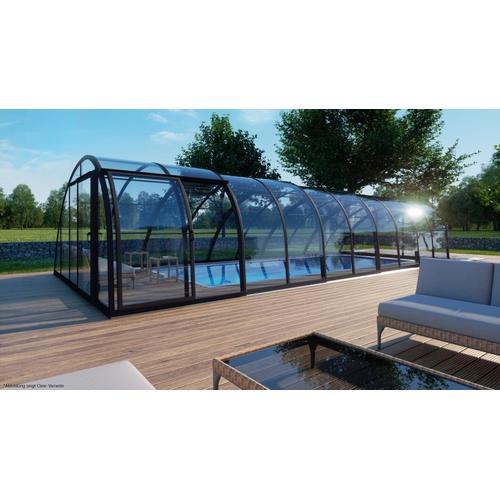 Schwimmhalle SkyCover® Vision 4.5x8.5m