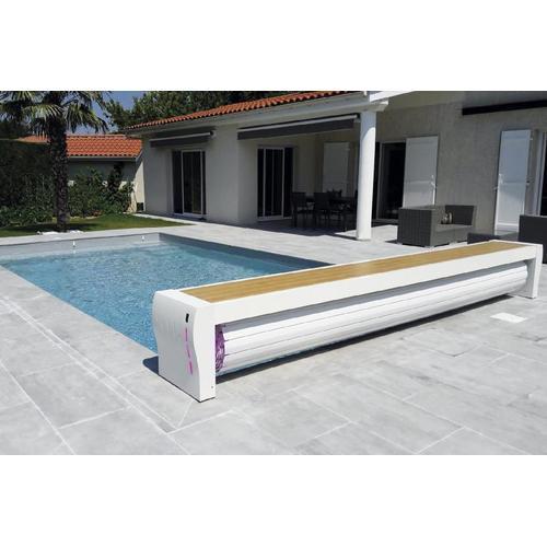 Schwimmbad Rolladen-Abdeckung