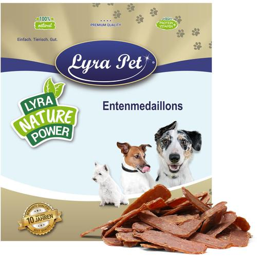 10 kg ® Entenmedaillons - Lyra Pet