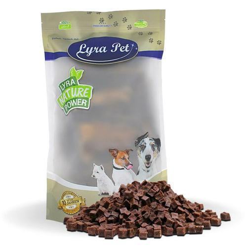 5 kg ® Rindfleischwürfel - Lyra Pet