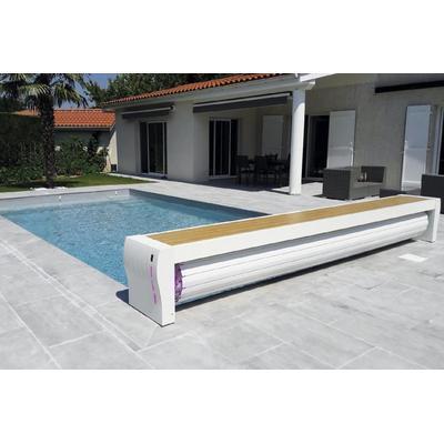Pool-Oberflurrolladen