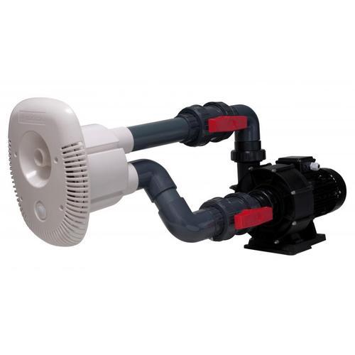 Brilix Pool-Gegenstromanlage Elegance 95, 400V, 95m³/h