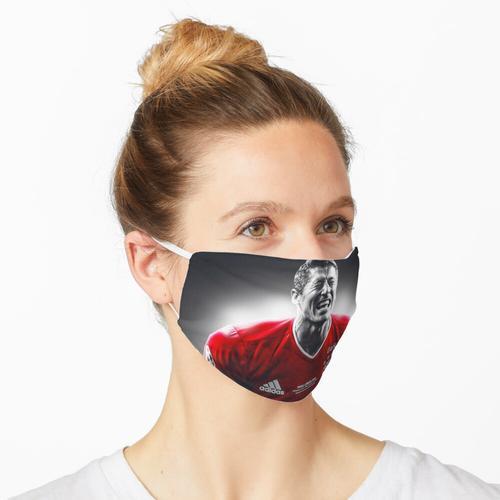 Robert Lewandowski Maske