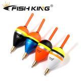 FISH KING – lot de 5 flotteurs d...