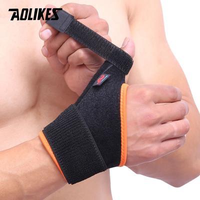 AOLIKES – protection contre les entorses du pouce, enveloppe de Support de poignet, gaine