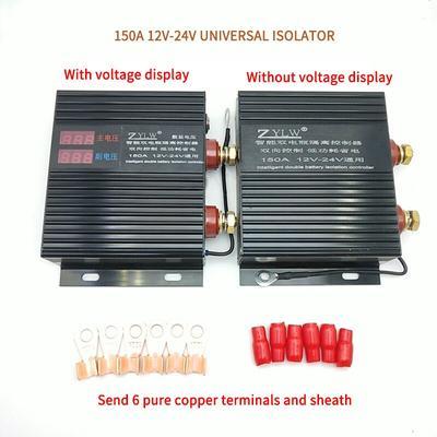 Double isolateur...
