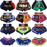 Kickboxing – Short de Boxe thaï ...