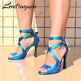Ladingwu – chaussures de danse p...