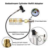 Sodastream – adaptateur de recha...