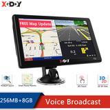 XGODY – navigateur GPS pour voit...