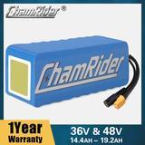 Chamrider – Batterie au lithium,...
