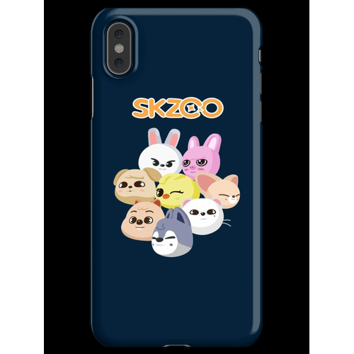 SKZOOPLUSH iPhone XS Max Handyhülle