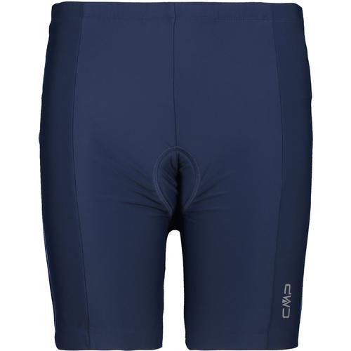 CMP Fahrradhose, Sitzpolster blau Damen Rad-Ausrüstung Radsport Sportarten Fahrradhose