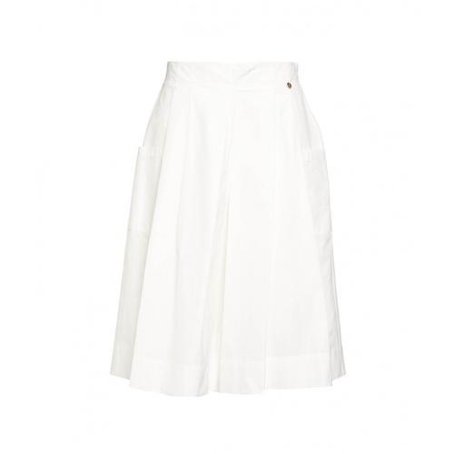Liu Jo Damen Hosenrock Weiß