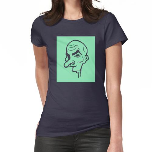 Ausgefallene Hosen - Cyan Frauen T-Shirt