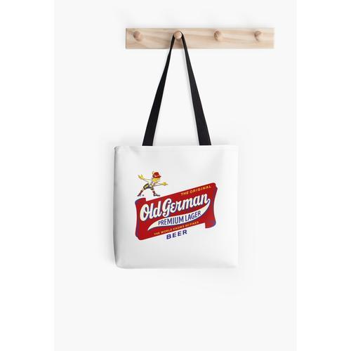 Altdeutscher Bier-Jahrgang Tasche