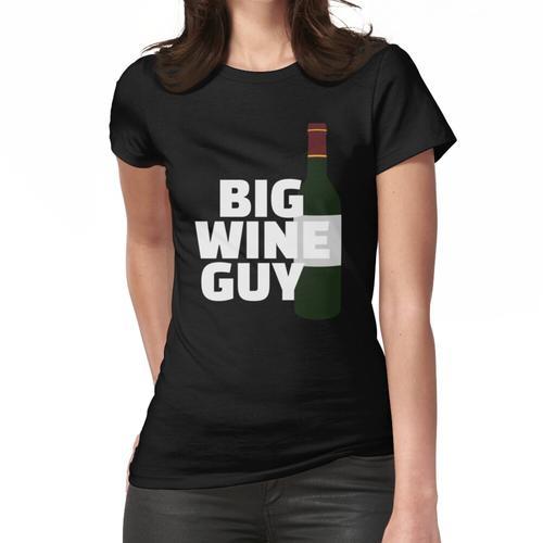 Großer Weinmann Frauen T-Shirt