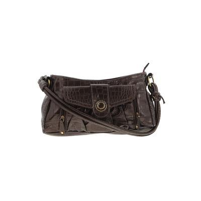 Strada Fashion - Strada Fashion Shoulder Bag: Brown Solid Bags
