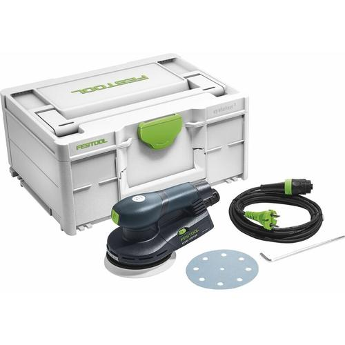 FESTOOL Exzenterschleifer ETS EC 125/3 EQ-Plus 400 Watt