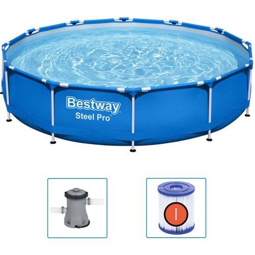 Pool Steel Pro Frame 366x76 cm - Bestway