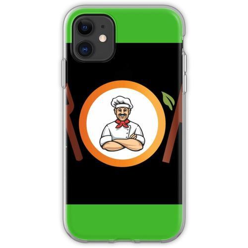 Küchengestaltung Flexible Hülle für iPhone 11
