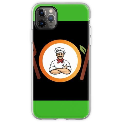 Küchengestaltung Flexible Hülle für iPhone 11 Pro Max