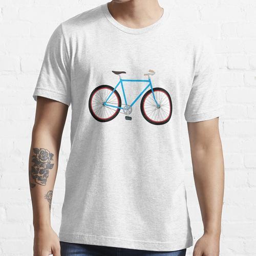 Fahrrad Fahrrad Design Essential T-Shirt