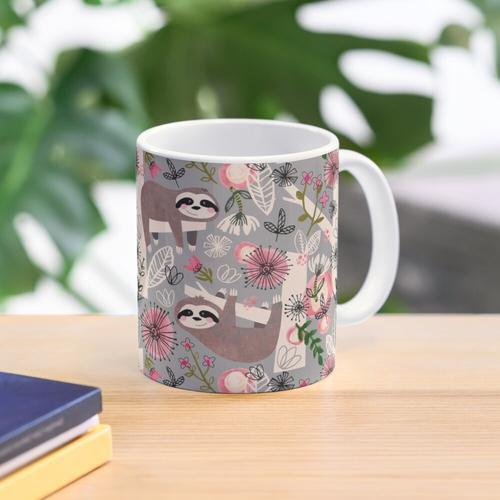 Lovable Sloths Mug