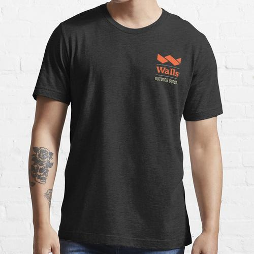 Arbeitskleidung & harte Arbeitskleidung Wände Bekleidung Essential T-Shirt