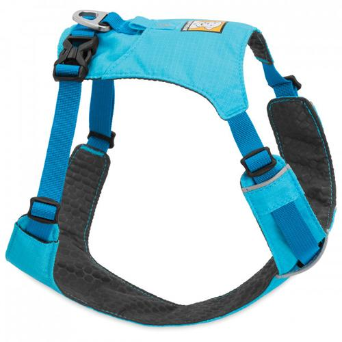 Ruffwear - Hi & Light Harness - Hundegeschirr Gr M blau