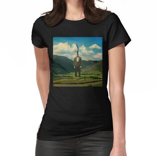Kofferraum Frauen T-Shirt